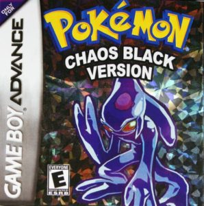 Pokemon Chaos Black