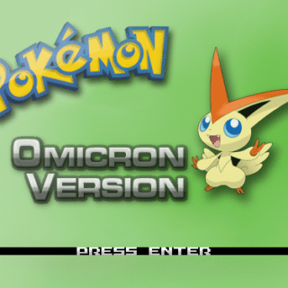 Pokemon Omicron rom