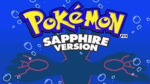 pokemon sapphire rom