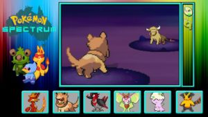 pokemon spectrum rom download