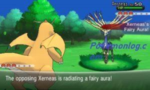 pokemon x version rom