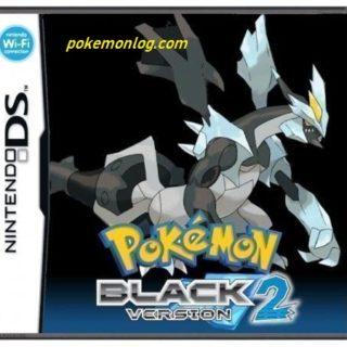 Pokemon Black 2 ROM
