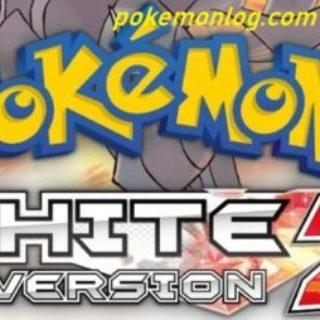 Pokemon White 2 ROM
