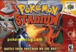 pokemon stadium rom