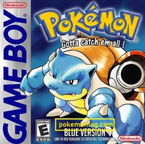 Pokemon Blue Rom