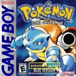 Pokemon Blue Rom