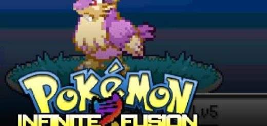 pokemon infinite fusion gba game