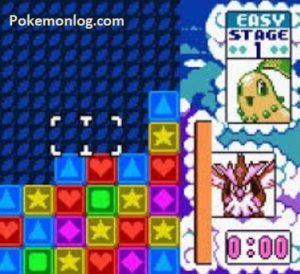 pokemon puzzle challenge game