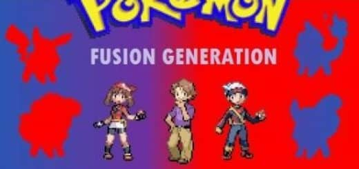 pokemon fusion generation