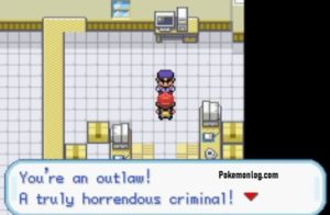 pokemon outlaw walkthrough