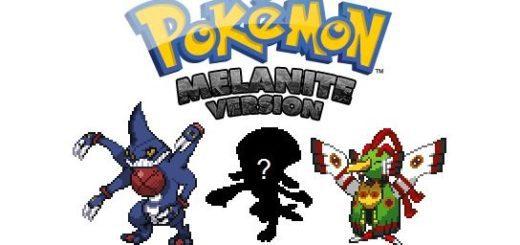 pokemon melanite