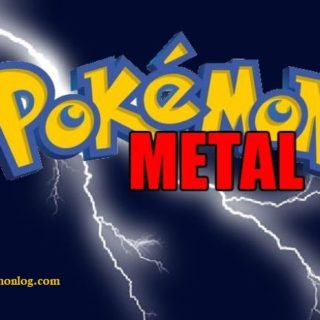 pokemon metal