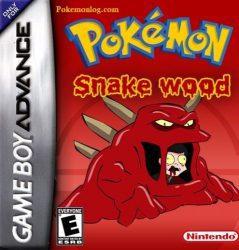 pokemon snakewood
