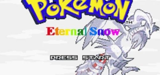 pokemon eternal snow