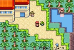 pokemon naranja gameplay full