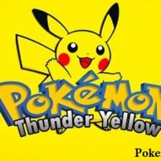 pokemon thunder yellow