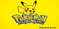 Pokemon thunder yellow version rom download