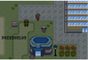 basic scene of pokemon shiny gold sigma