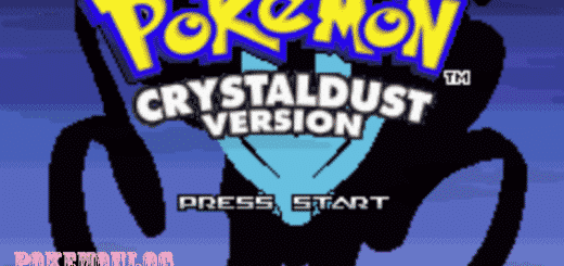 pokemon crystal dust download