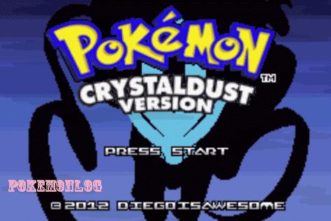pokemon crystal dust download