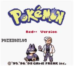 pokemon red++ download
