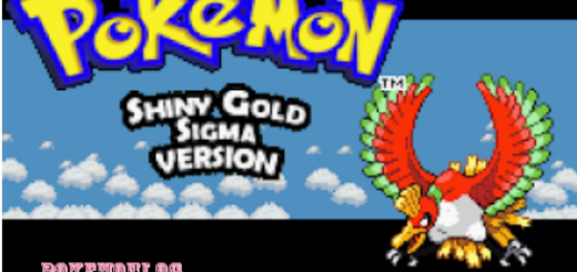 pokemon shiny gold sigma
