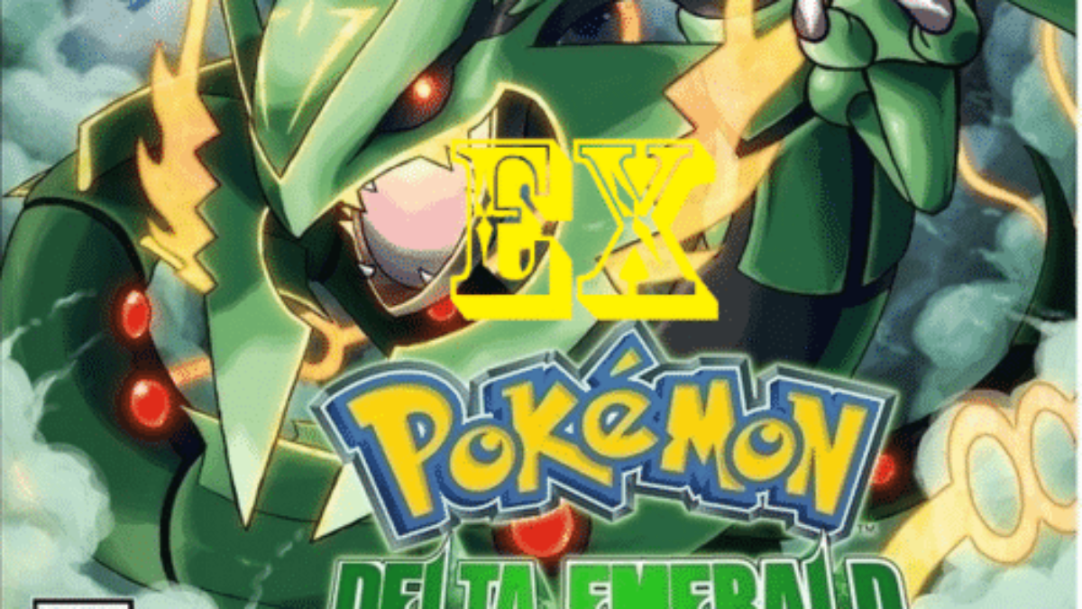 Pokemon Theta Emerald EX Download ROM Free