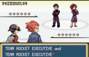 team rocket members