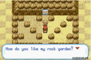 garden in the game