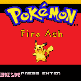 pokemon fire ash download