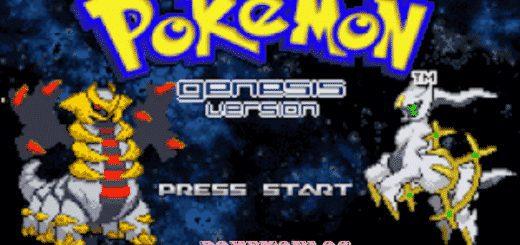 pokemon genesis rom download