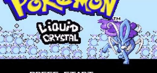 pokemon liquid crystal download