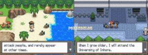pokemon light platinum basic gameplay screenshot no 2