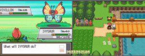pokemon light platinum basic gameplay screenshot no 3