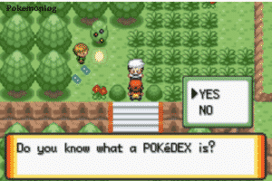 What is a Pokedex