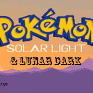 pokemon solar light and lunar dark