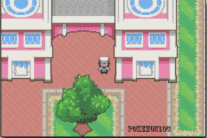 screenshot of the pokemon discovery game
