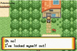 the fields in Pokemon turqoise