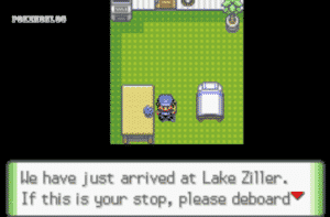 lake ziller gameplay scene