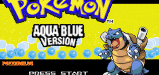 pokemon aqua blue download