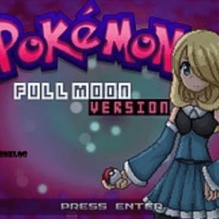 pokemon full moon