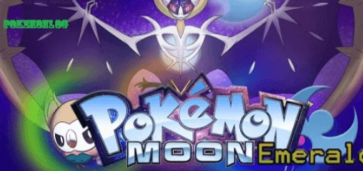 pokemon moon emerald