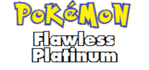 pokemon flawless platinum