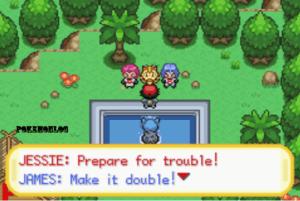 jessie prepare for trouble