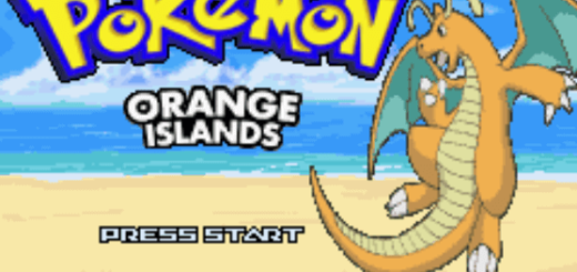 pokemon orange islands download