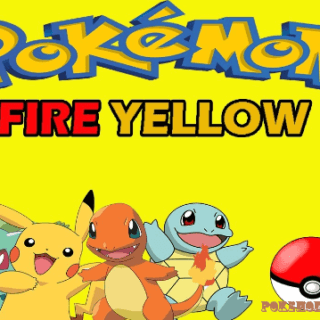 pokemon fire yellow download