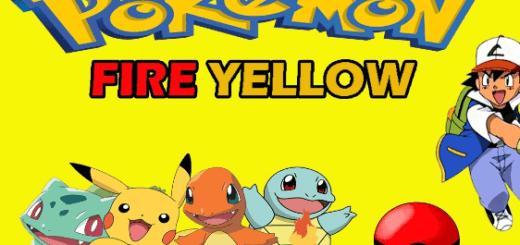 pokemon fire yellow download