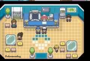 pokemon heonn adventures gameplay scene 1
