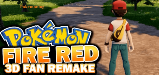 pokemon origin firered 3d download