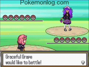 graceful grape would like to battle